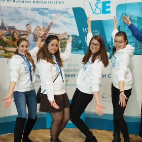 Open Day at the Faculty of Business Administration /January 31, 2020/