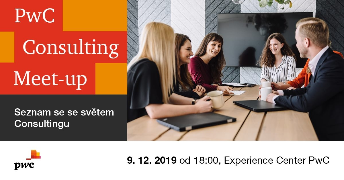 PwC Consulting Meetup /December 9, 2019/