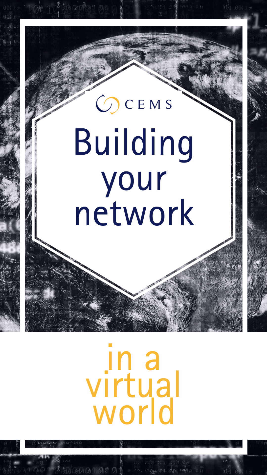 10 Tips from the CEMS Alliance for Networking in a Virtual World