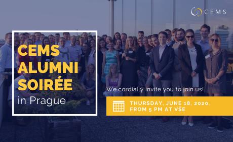 CEMS Alumni Soirée /June 18, 2020/