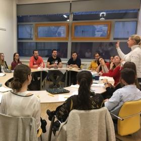 CEMS Mock Assessment Centre at Job Fair Šance – October 16, 2018