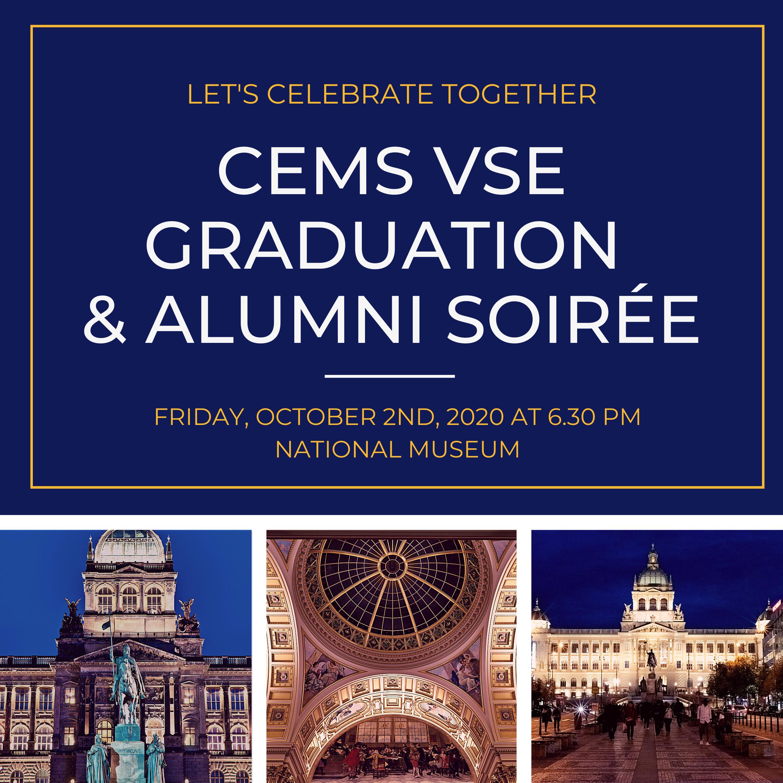 CEMS VSE Graduation & Soirée