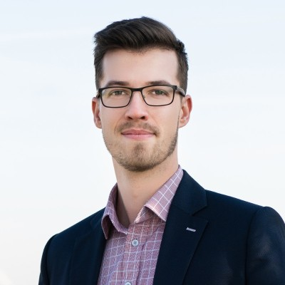 Ondrej Hanuska, NextGen Consulting student