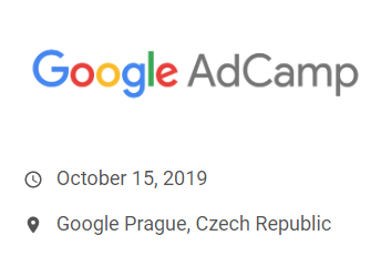 Google AdCamp is coming to Prague | Apply by September 15
